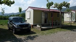 preview picture of video 'CAMPING ISABENA - MOBILE HOME ..... best camping HD'