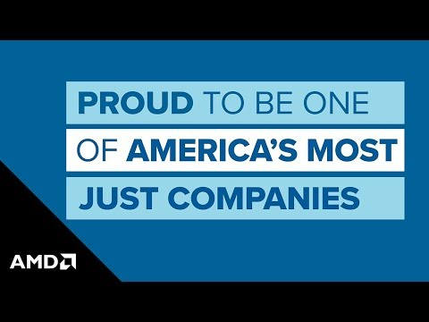 Corporate Citizenship in Action: AMD Highlighted in 2019 JUST 100