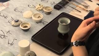 茶會-照容老師香道展演