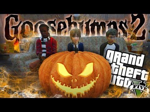 ec1865a886 GOOSEBUMPS 2 HAUNTED HALLOWEEN MOD (GTA 5 Mods Gameplay) download ...