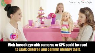 Newswise:Video Embedded 10-tips-to-safeguard-your-kids'-toys-against-hackers-this-holiday-season
