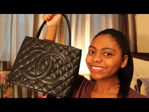 Review: Chanel Caviar Medallion Tote | Will I Sell It?