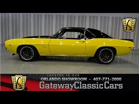 Video of '69 Camaro - KDLX