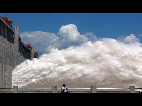 """时事大家谈:""""三峡大坝扭曲变形"""",是否空穴来风?"""