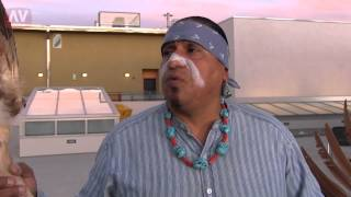 Apache Prayer - MOAH Roof Top