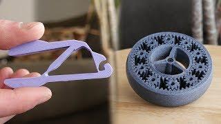 Cool 3D Printed Mechanisms Timelapse Episode 19 FLSUN QQ-S