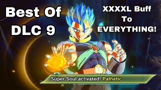 NEW 'Pathetic' Super Soul Buffs EVERYTHING! Unique Blazing Attack Soul Ultra Pack 1 DLC 9