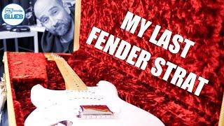 My Fender American Original 50s Stratocaster - My Final Strat... I Am Done!