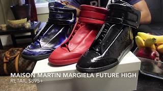 eb6b631571c4 Maison Martin Margiela Future High Review and ON FOOT