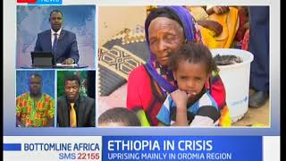 Bottomline Africa: More than 10,000 displaced in Ethiopia as a result of political crisis