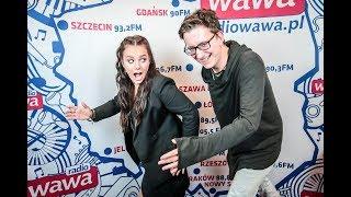 Ewa Farna - Boky jako skříň w 3 wersjach językowych w Radio WAWA