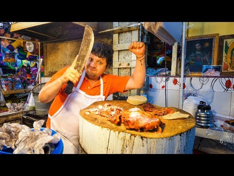 Xochimilco – STREET FOOD TOUR and BOAT RIDE on Canals of Mexico City!