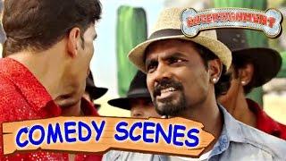 Akshay Kumar Quarelling With Remo D'souza- Comedy Scenes   Entertainment   Hindi Film