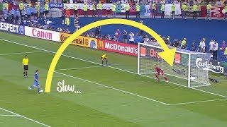 deportes Penalizaciones de fútbol - escalado