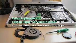 What are the Laptop Repair Service Centers in Dubai?