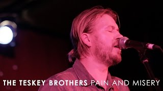 The Teskey Brothers   'Pain And Misery' (Live At 3RRR)