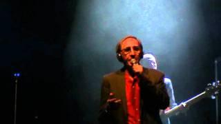 Battiato live Ascoli - Auto da fè