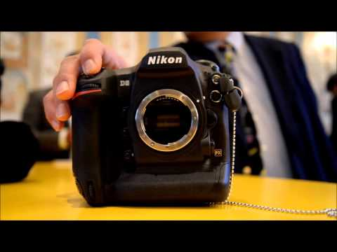 The New Nikon D5 Shooting At 12 FPS Is The Most Satisfying Sound You'll Ever Hear