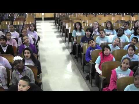 "PS22 Chorus ""No One Can Save You"" Elle King"