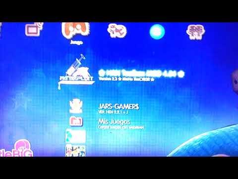 Download Install Setup Webman Mod V1 47 22 On Ps3 Hen V2 2 2