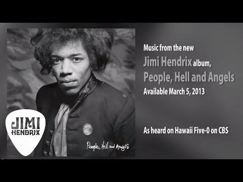 Jimi Hendrix as Heard on Hawaii Five-0 on CBS online metal music video by JIMI HENDRIX