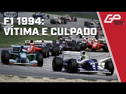 Benetton ilegal? Senna prejudicado? Flavio Gomes recorda F1 1994 | GP às 10