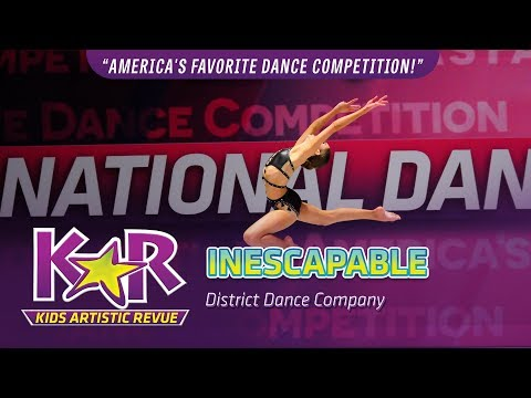 """Inescapable"" from District Dance Company"