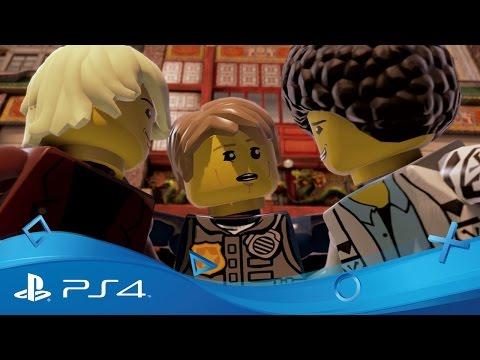 LEGO City Undercover, PS4 kaina ir informacija   Kompiuteriniai žaidimai   pigu.lt