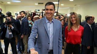 El PSOE De Pedro Sánchez Ganaría Las Elecciones En España, Según Un Sondeo