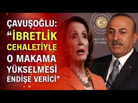 """Bakan Çavuşoğlu: """"Neden PKK/YPG'ye destek veriyorsunuz?"""" İsveçli Bakana çok sert PKK tepkisi!"""