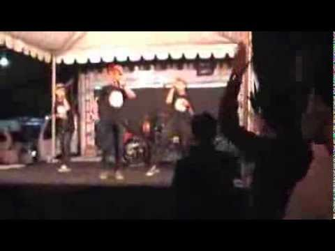 Gyka One Live perform At Pendopo USU