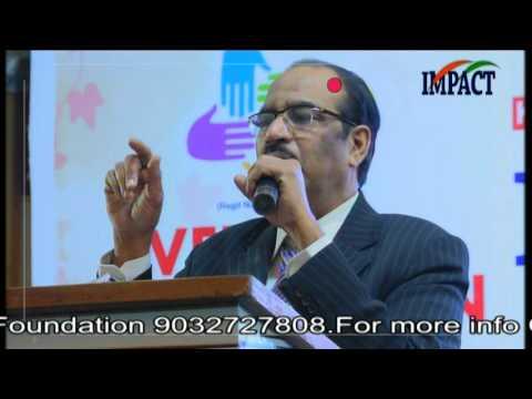 Stress|BV Pattabhiram|TELUGU IMPACT Karimnagar 2016-Part2