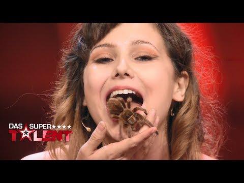 Ekelhaft! Marry nimmt sie wirklich in den Mund! | Das Supertalent 2018 | Sendung vom 06.10.2018