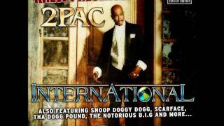 KREW Presents 2Pac - International (Mixtape Preview)