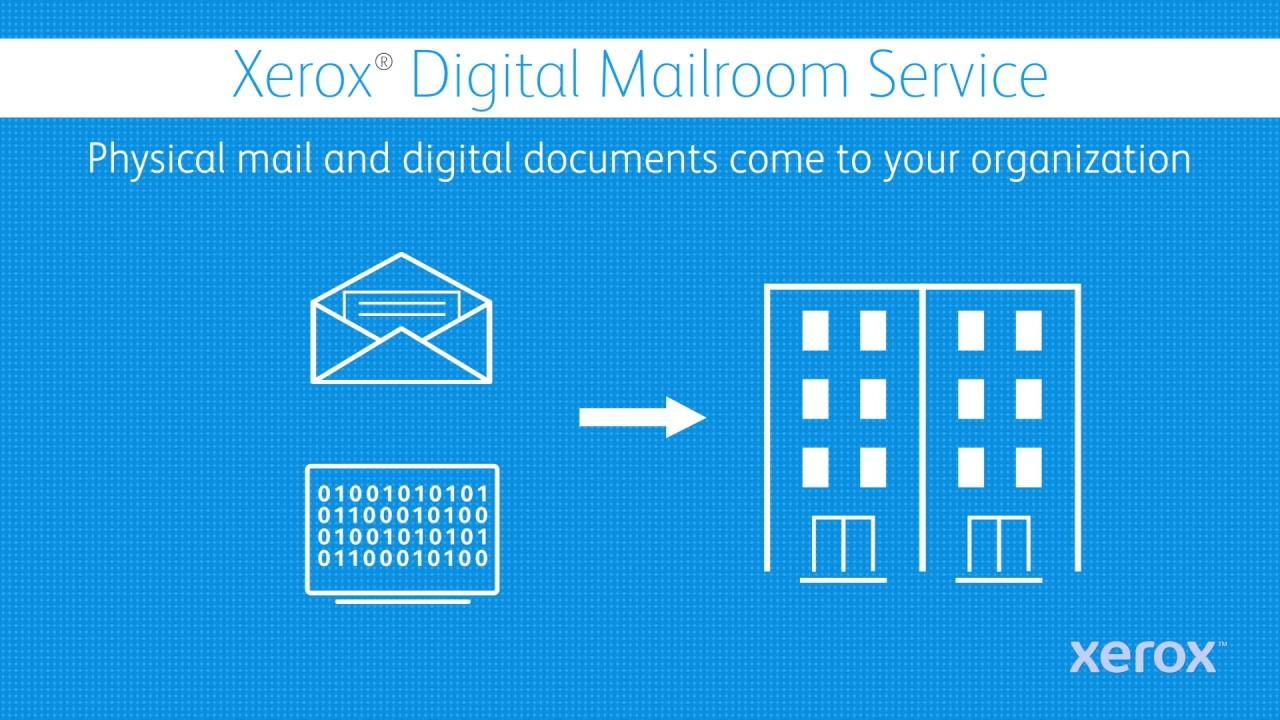 Xerox Digital Mailroom: Mail Made Easier YouTube Videó