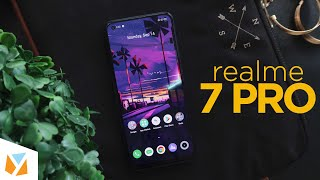 Realme 7 Pro Unboxing and Hands-On