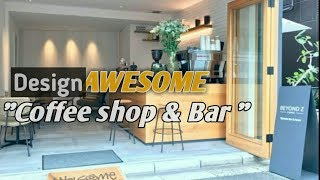 Awesome | Design | Coffee Shop & Bar