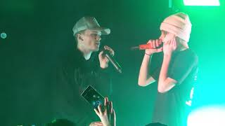 Bars & Melody - Keep Smiling @ Hedon, Zwolle. Generation Z Tour * 7-01-18