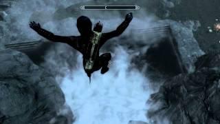Skyrim: Прыжок Веры! (Прыжок барда)