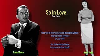 Frank Sinatra & Keely Smith - So In Love
