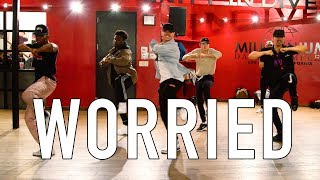 Gambar cover Tash- Worried / Choreography by Anze Skrube