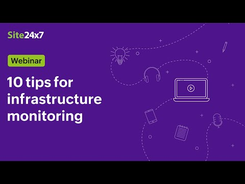 , title : '10 tips for an effective infrastructure monitoring strategy