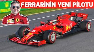 FERRARİ YE LPG TAKTIM !!  BENDEN F1 PİLOTU OLURSA !!