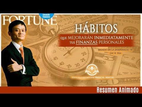 ¡PRUÉBALO POR 11 DIAS! 11 Hábitos que Mejorarán Inmediatamente tus Finanzas Personales - Jack Ma
