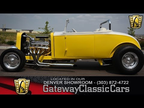 1930 Chevrolet Roadster for Sale - CC-1019572
