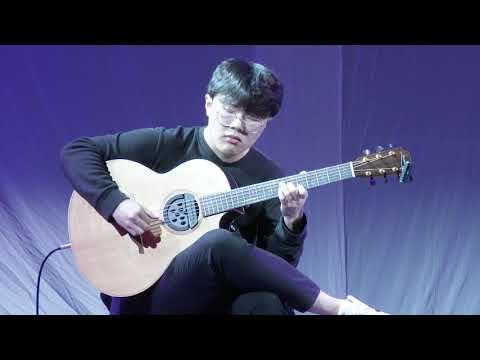 황진혁 - Farewell(Calum Graham) [제9회 어쿠스틱기타 경연대회]
