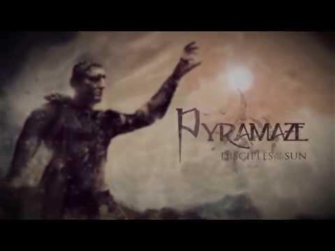 PYRAMAZE - DISCIPLES OF THE SUN (OFFICIAL ALBUM TEASER) online metal music video by PYRAMAZE