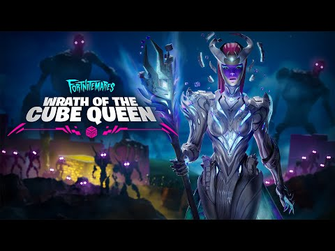 Fortnitemares 2021 - Wrath of the Cube Queen Story Trailer