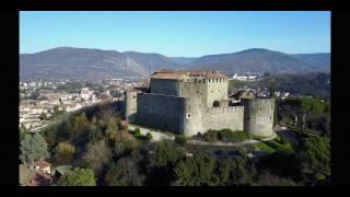 Castello di Gorizia DJI Mavic Pro ITALIA 2.7K FRIULI VENEZIA GIULIA