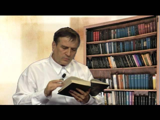 Тълкувание на Евангелието по св.ап. и ев. Лука, глава 15, Иван Николов - ППТВ